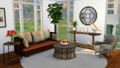 Collaboration Sofa and Living Chair Recolors by BLewis