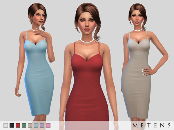 Mayfair Dress by Metens