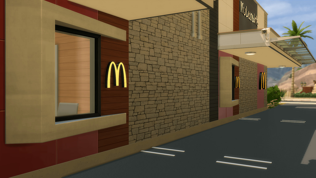 McDonalds Restaurant #1 by RomerJon