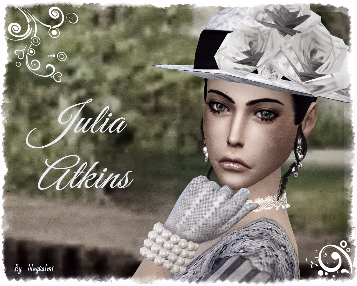 Julia Atkins by Nagvalmi