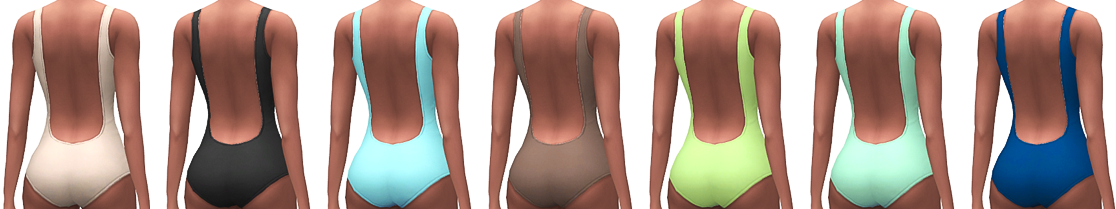Laceless Bodysuit by MarvinSims