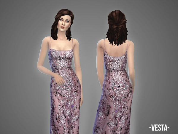 Vesta - gown by -April-