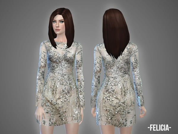 Felicia - dress by -April-