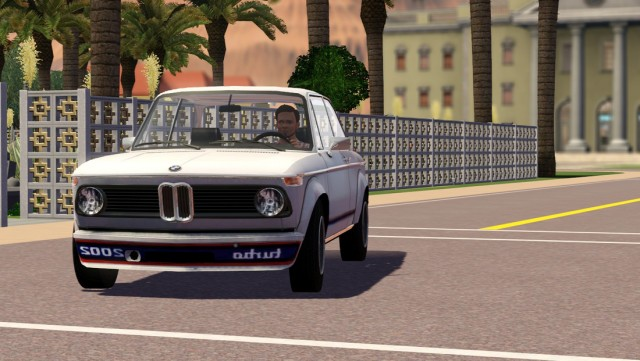 BMW 2002 Turbo by understrechimagination