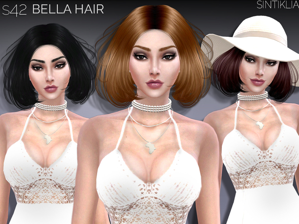 Sintiklia - Hair s42 Bella