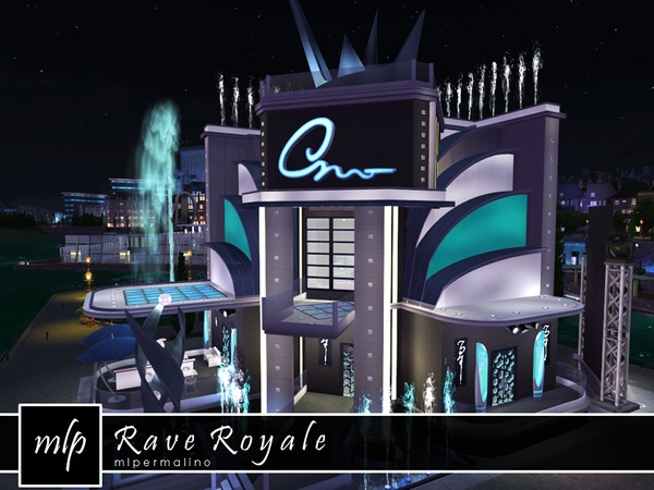Rave Royale by mlpermalino