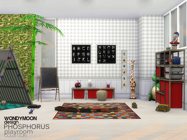Phosphorus Playroom by wondymoon
