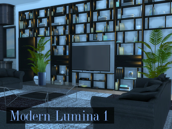 Modern Lumina 1 by johnDu