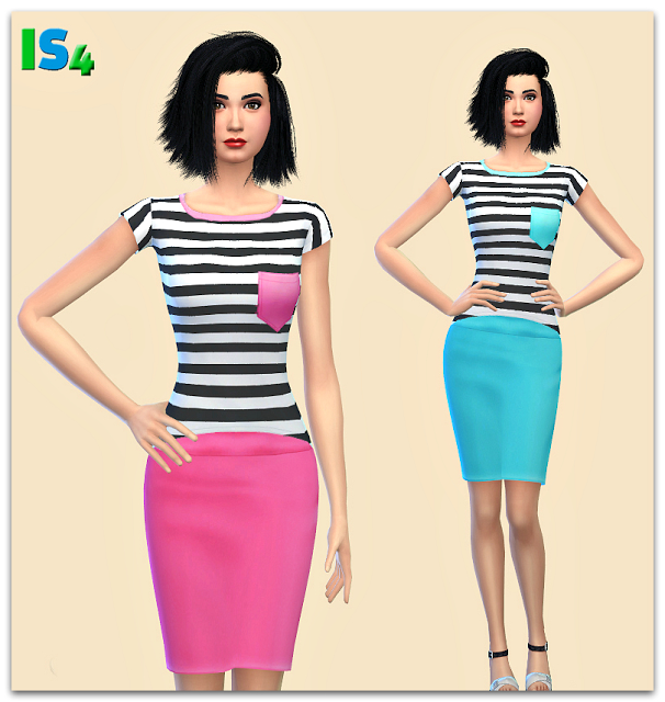 Outfit for Females by Irida