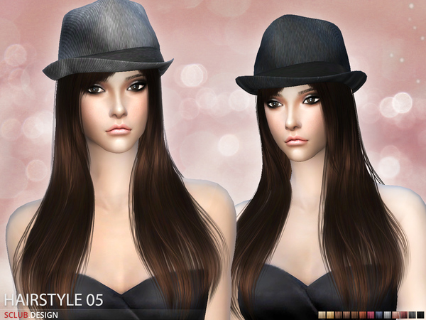 Hair N5 by S-Club