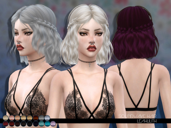 LeahLillith Soundwave Hair by Leah Lillith