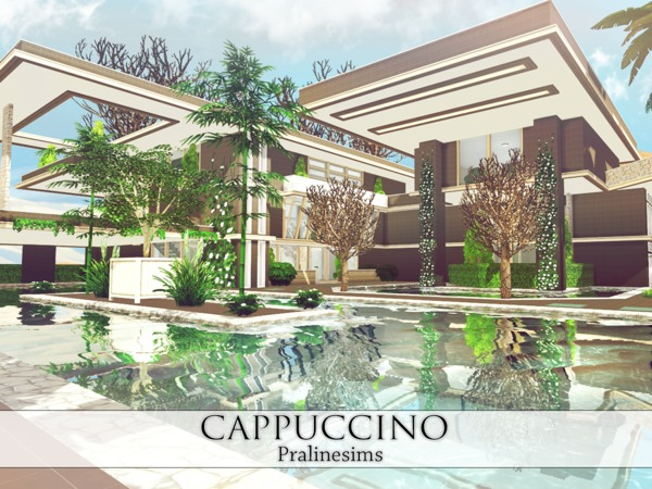 Cappuccino by Pralinesims
