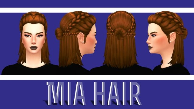 Mia Hair by Enrique