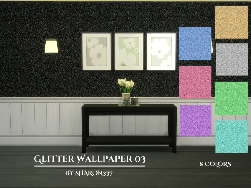 Glitter Walls and Floor 01 by sharon337
