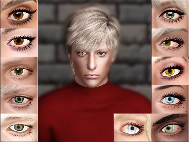 Contacts 130 by ulito4ka