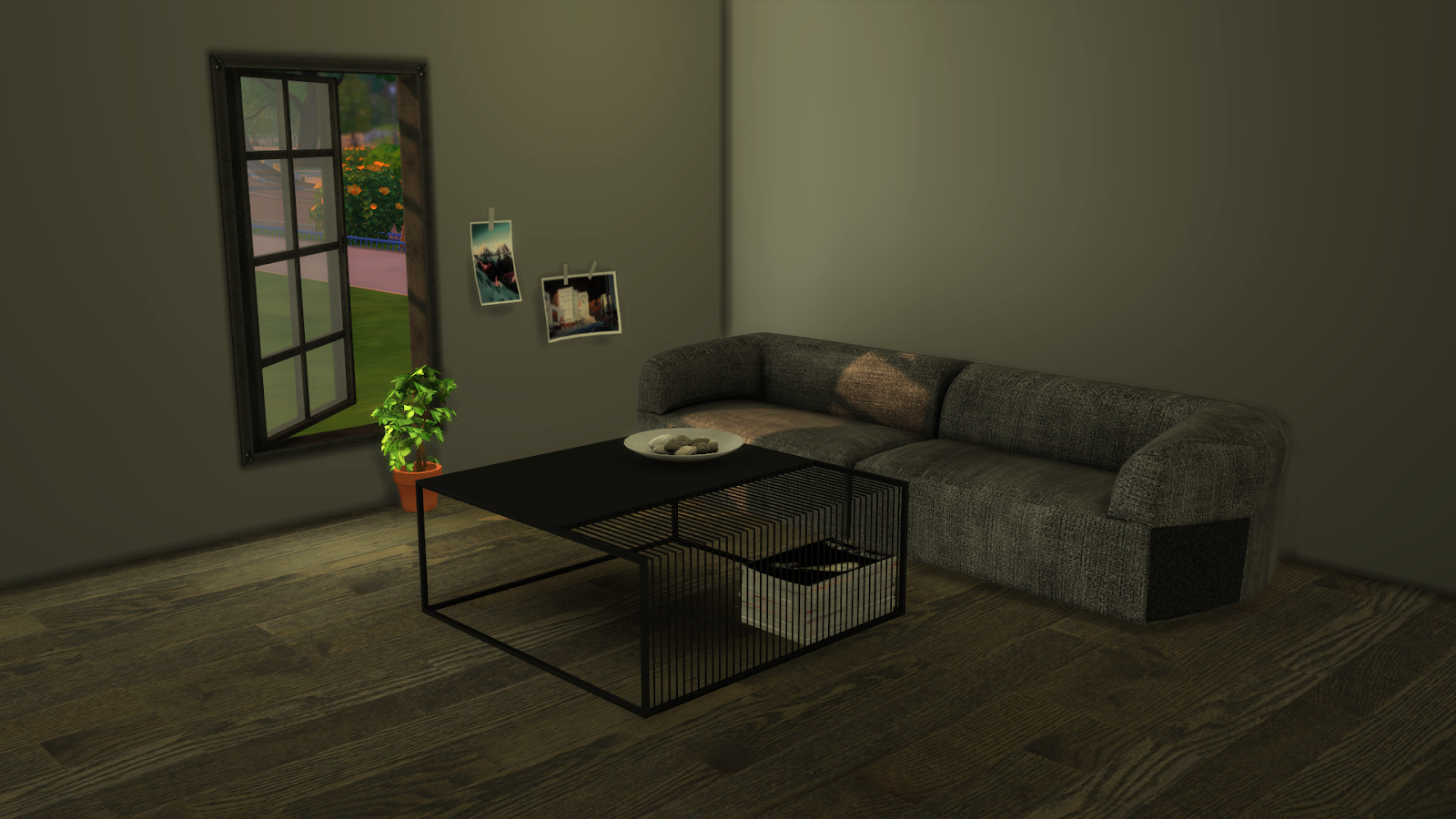 Massas Living Set by Leo4Sims