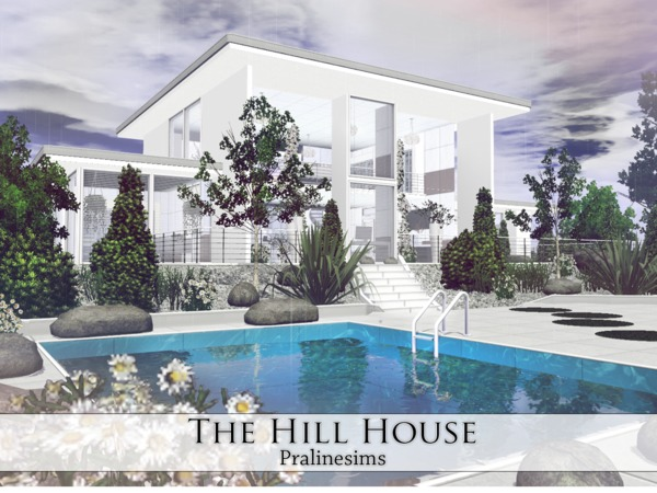 The Hill House by Pralinesims