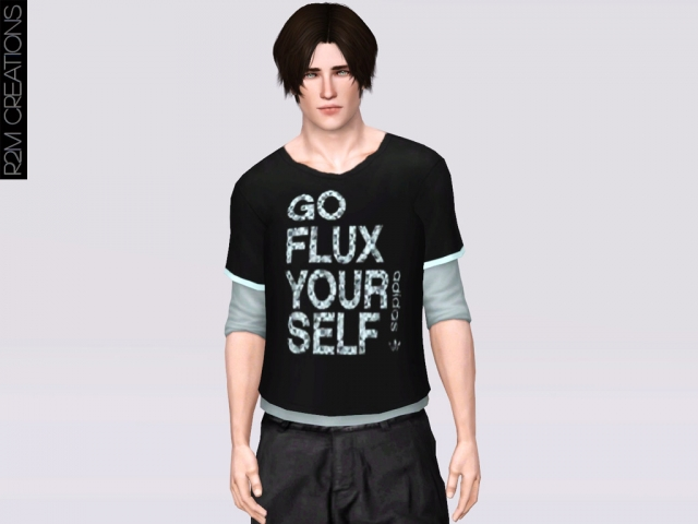 Adidass shirt for YA/A male by Re Maron