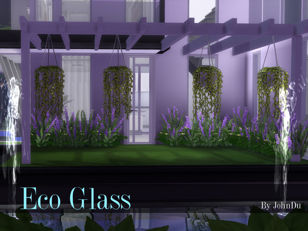 Eco Glass by johnDu