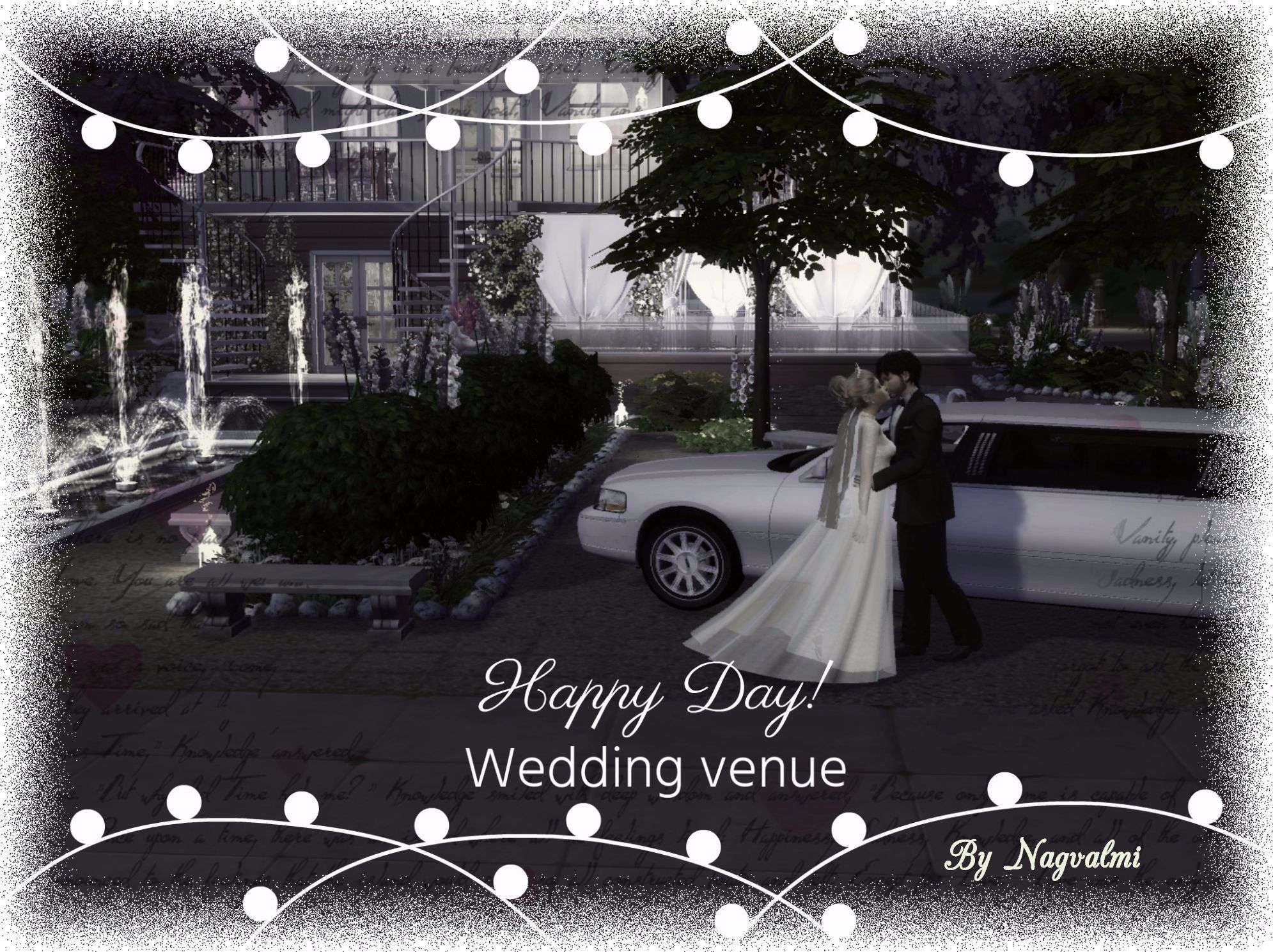 Wedding venue by Nagvalmi