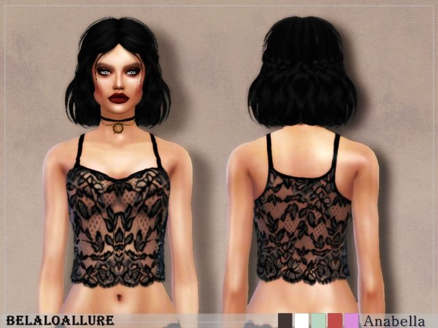 Anabella Top by BelaloAllure