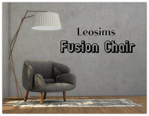 Fusion Chair by Leo-sims + Recolors by 13pumpkin