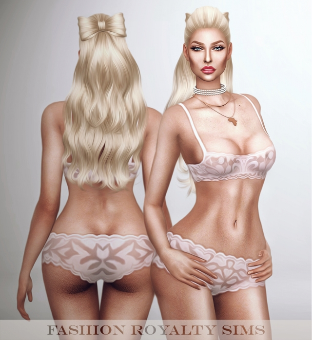 Candice SKIN (Overlay) by FashionRoyaltySims