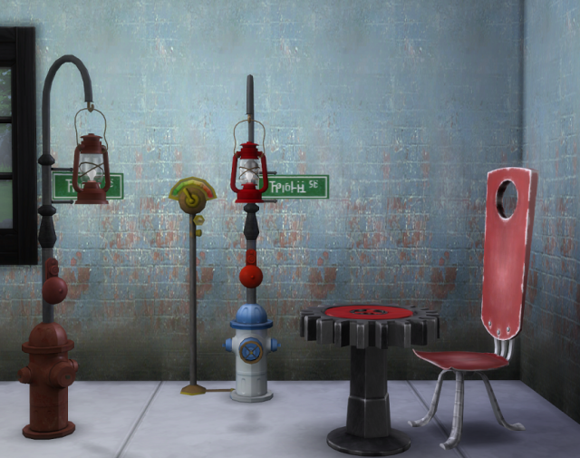 Joshs Hydrant Lights by BigUglyHag