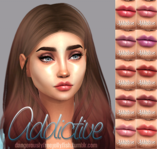 Addictive Lipgloss by DangerouslyFreeJellyfish