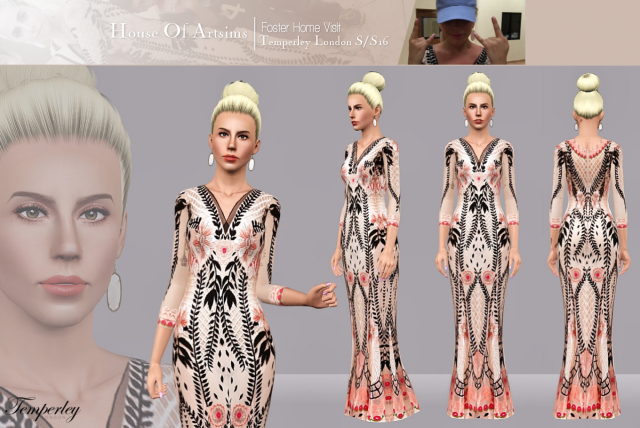 Foster Home Visit_Temperley London S/S16 by ArtSims
