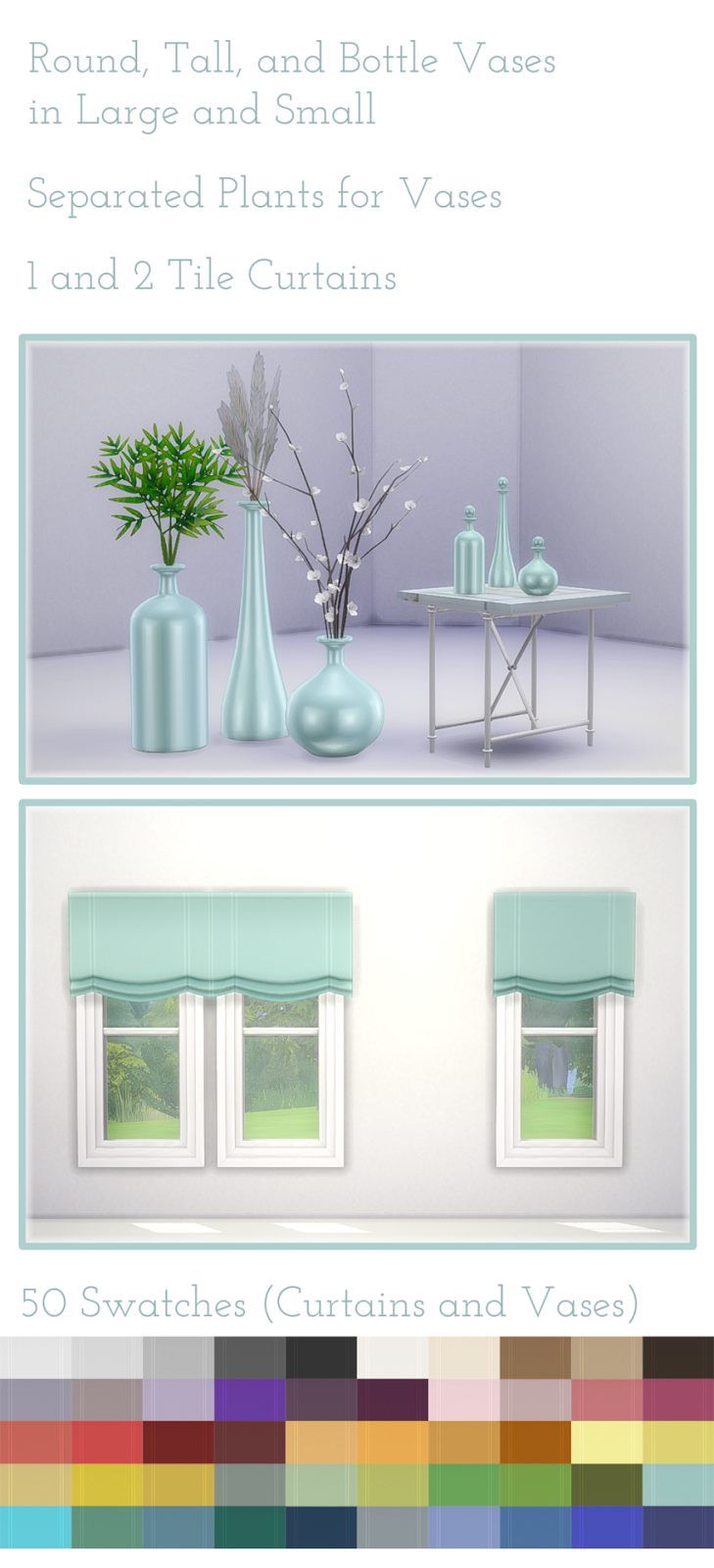 Charleston Farmhouse Dining Set by SaudadeSims and DeelitefulSimmer