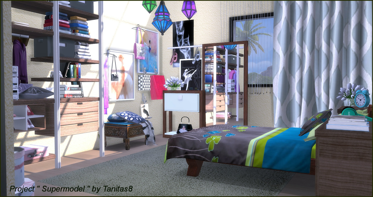 Project Supermodel House by Tanitas8