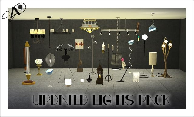 1.21 Updated Lights Pack by Daer0n