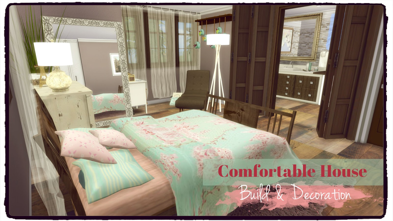 Comfortable House by DinhaGamer