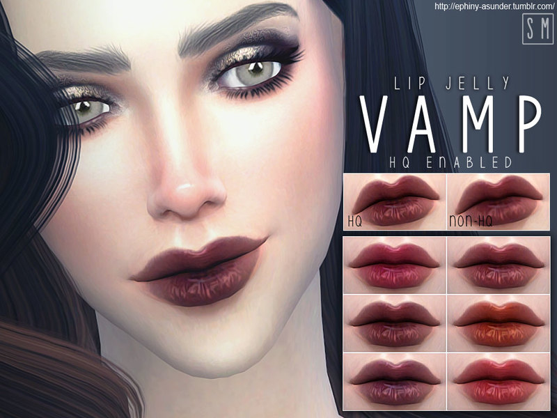 [ Vamp ] - Lip Jelly  by Screaming Mustard