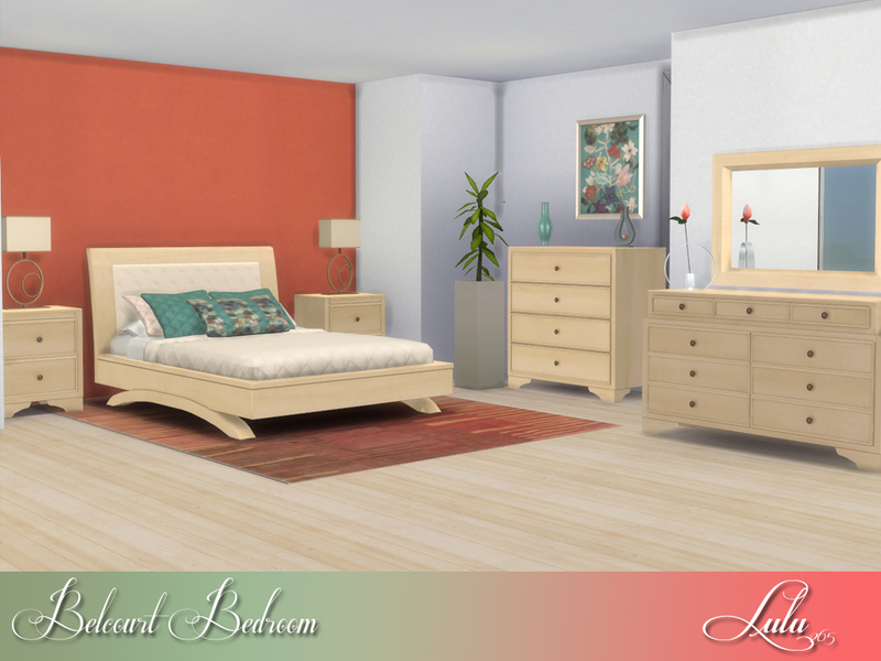 Belcourt Bedroom  by Lulu265