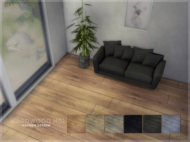 Hardwood N01 by Mayhem-Design