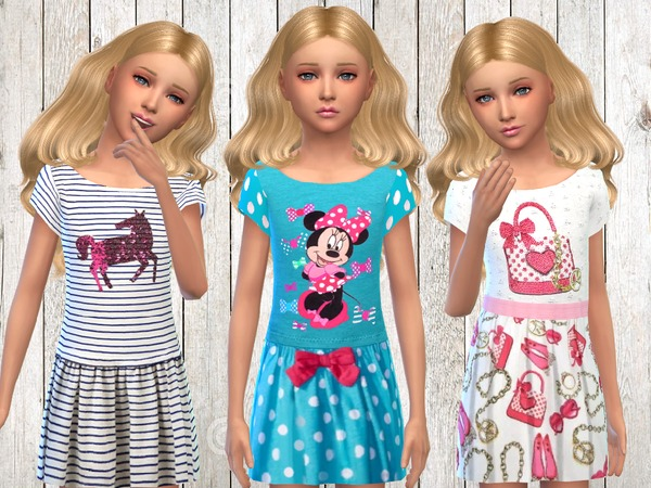 Summer Fun Dresses by SweetDreamsZzzzz