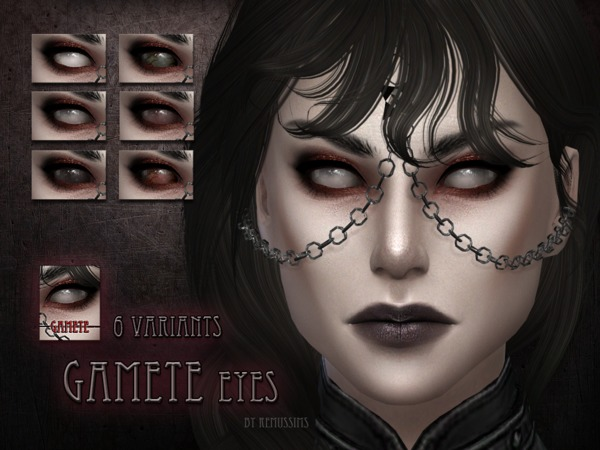 Gamete Eyes by RemusSirion