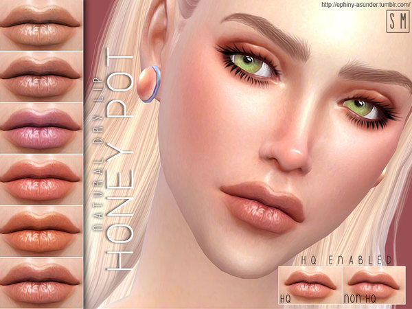 [ Honey Pot ] - Natural Lip Colour by Screaming Mustard
