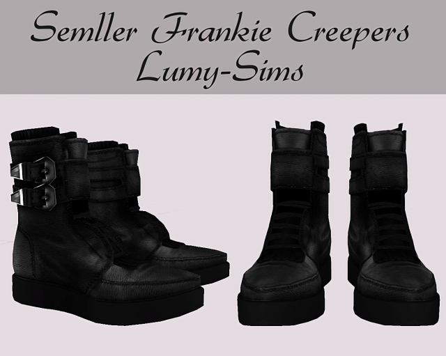 Semller Frankie Creepers от Lumy