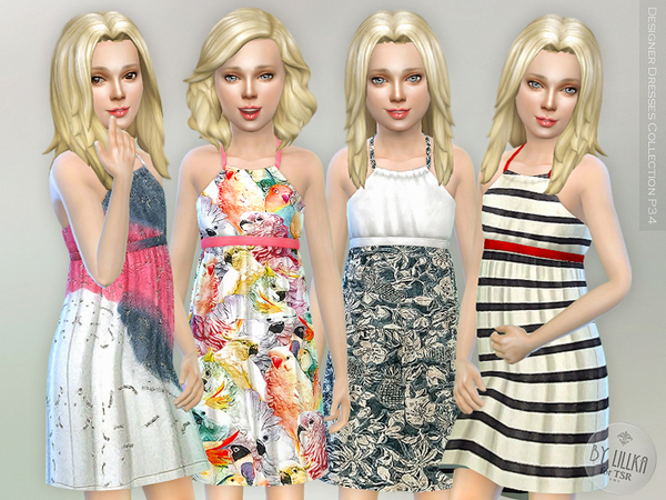 Designer Dresses Collection P34 by lillka