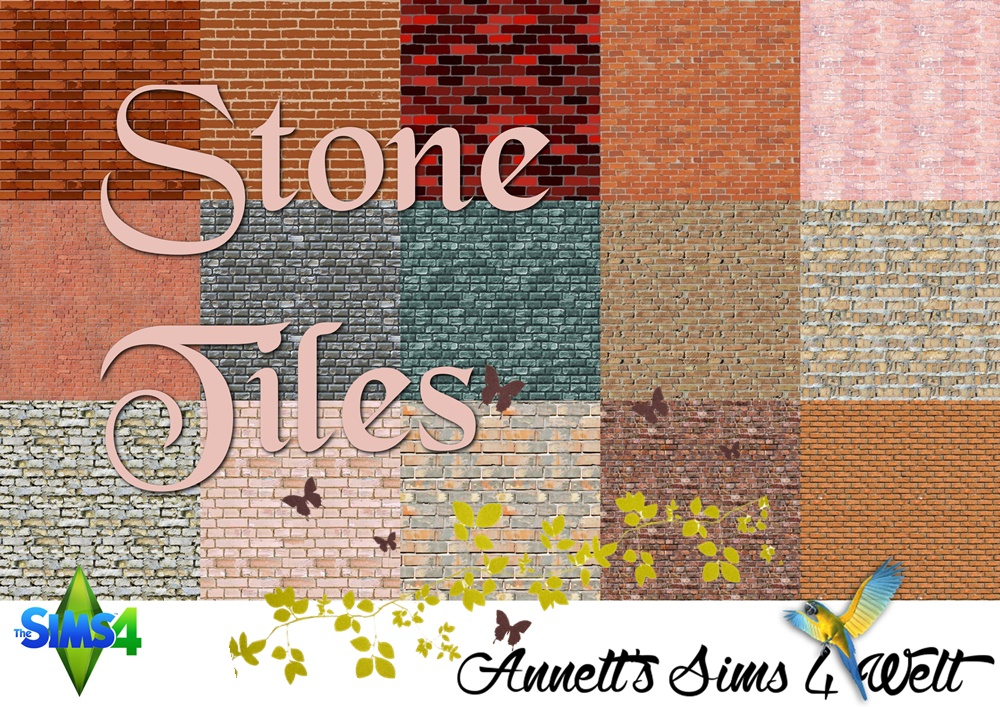 Stone Tiles by Annett85