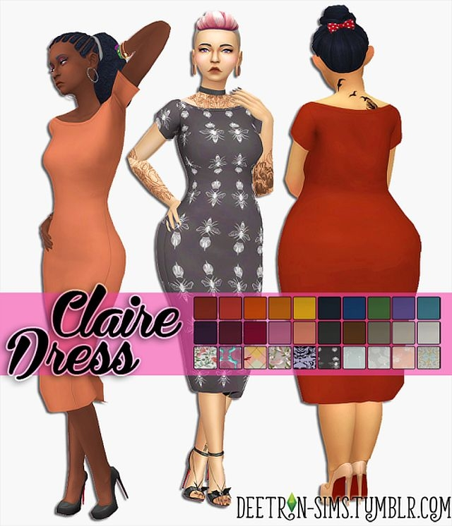 Claire Dress by Deetron