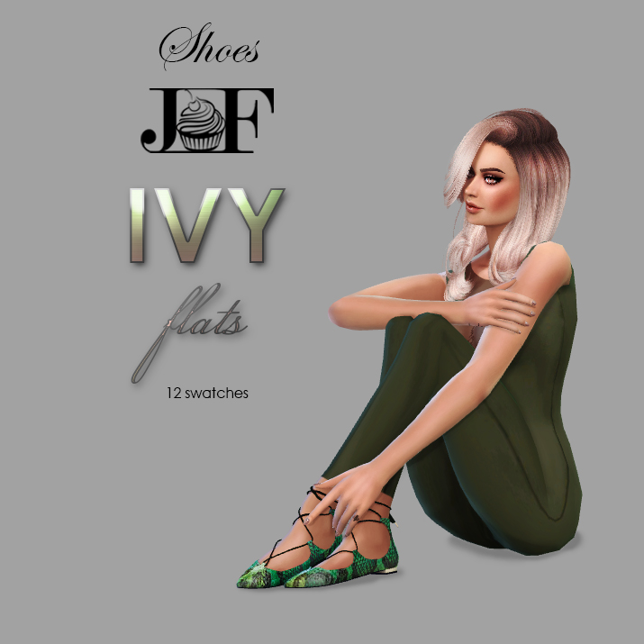 Ivy Flats Recolors by JFCSims