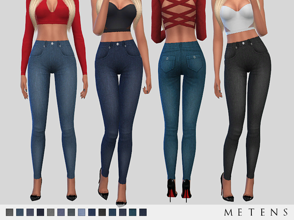 Benzo Jeans by Metens