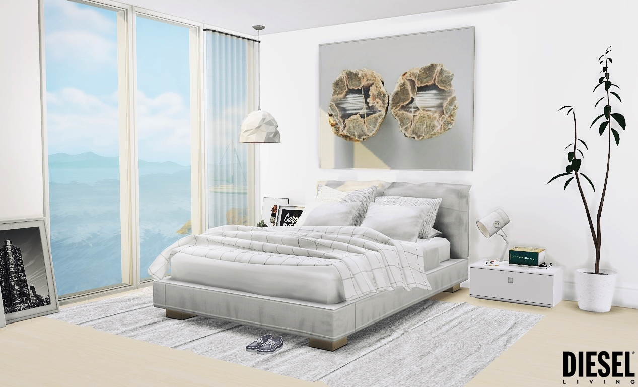 Diesel Bedroom Set by MXIMS