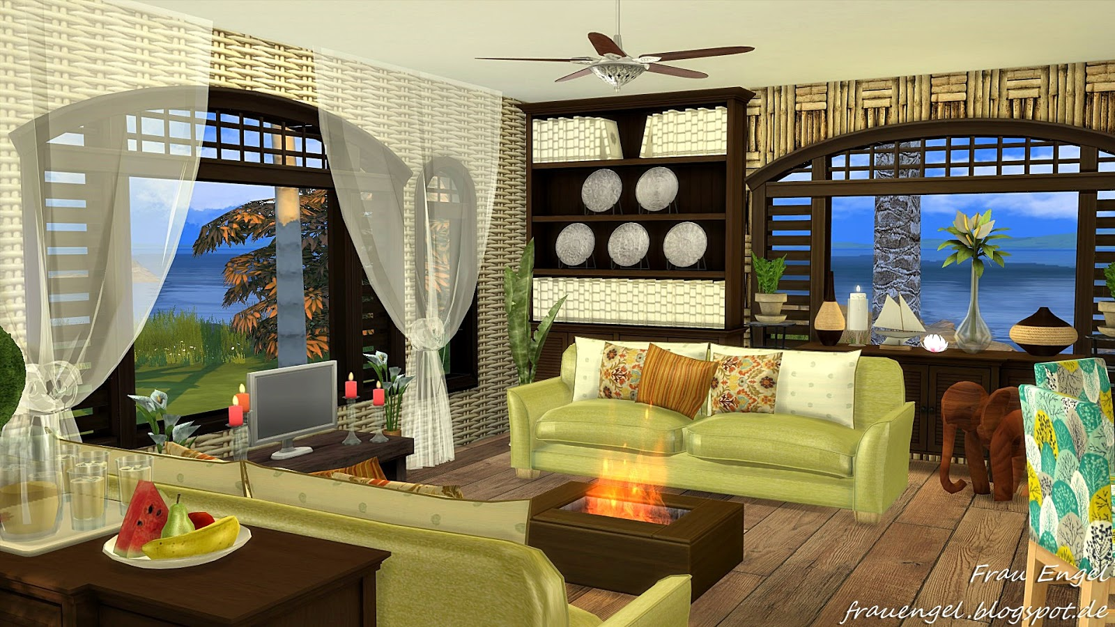 Vacation Paradise House by Frau Engel