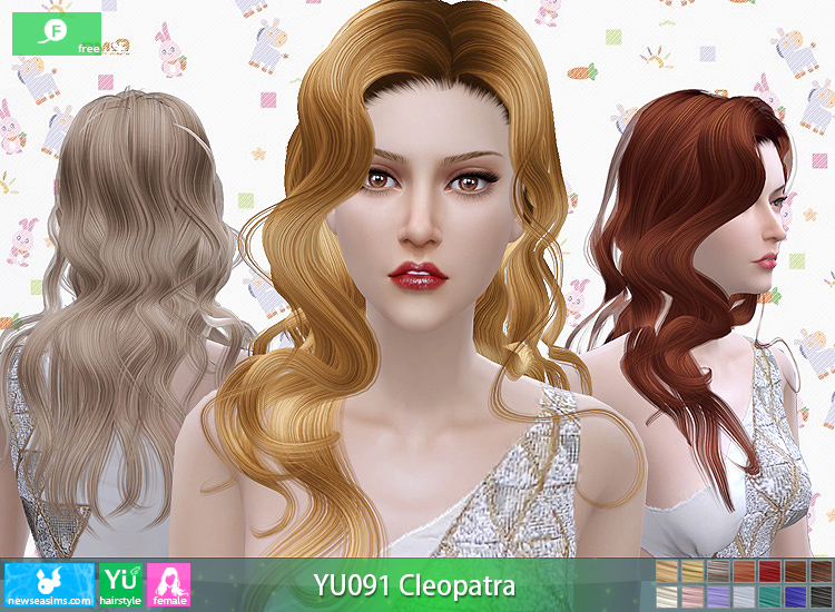 Cleopatra Hair for Females by Newsea
