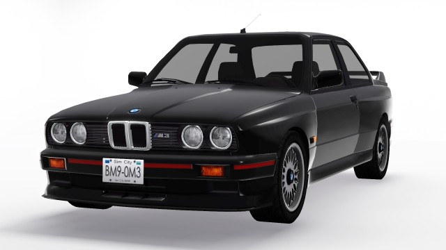 1990 BMW M3 E30 by Fresh Prince